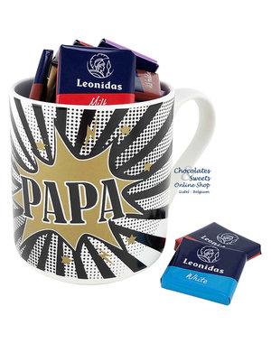 Mug 'PAPA' Napolitains 250g