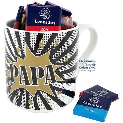 Mok 'PAPA' Napolitains 250g