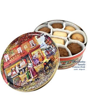 Deense koekjes met beste Boter / Chocolade 400g
