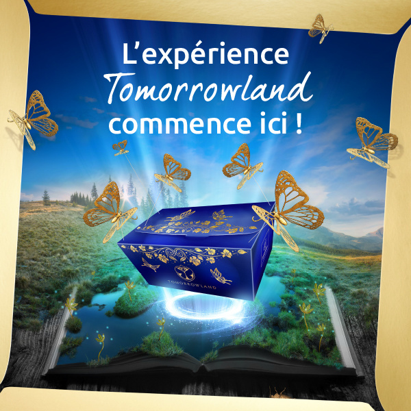 Concours Tomorrowland 2019