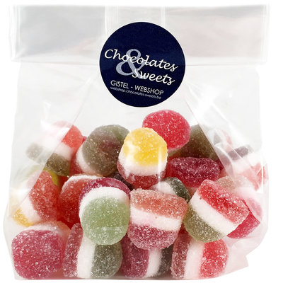 Bonbons aux fruits tendres 300g