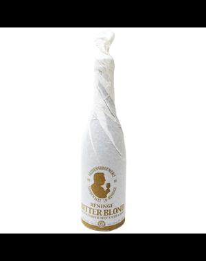 Bière Belge artisanal 'Reninge Blond Bitter'75cl.