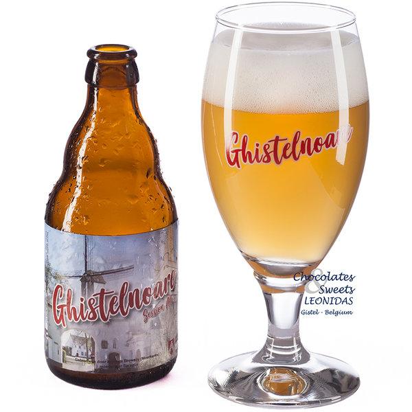 Bouteille de bière Belge 'Ghistelnoare Session Ale' 33cl.