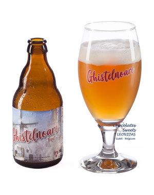 Belgisch streekbier 'Ghistelnoare Tripel' 33cl.