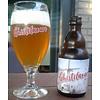 Flasche regionalem Bier 'Ghistelnoare Tripel' 33cl.
