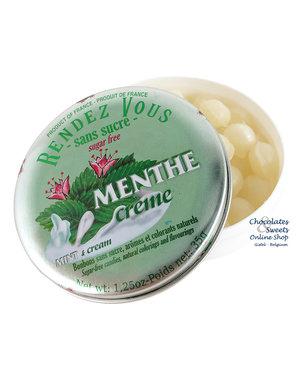 Rendez-Vous Bonbons Sans Sucre (menthe) 35g