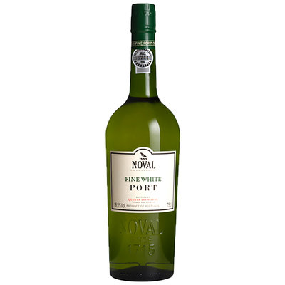 Bottle of Port (white) Noval - Flanders Choice 75 cl.