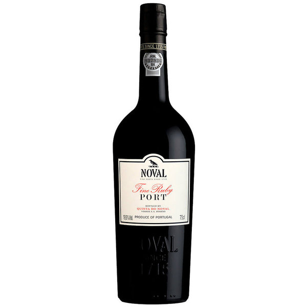 Bottle of Port (red) Noval - Flanders Choice ruby 75 cl.