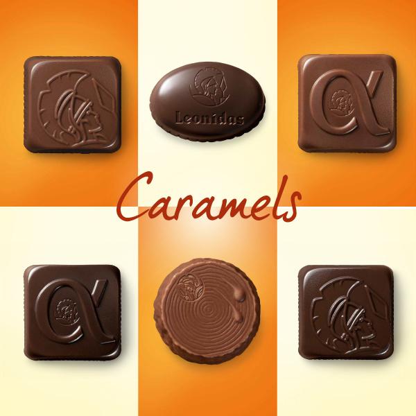 Caramels make-over