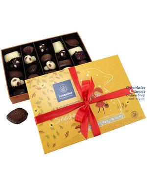 Leonidas Coffret cadeau 'Automne' 25 Chocolats