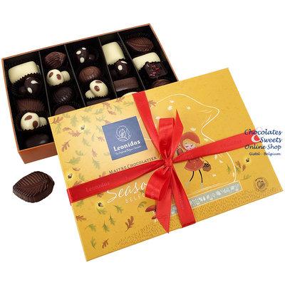 Leonidas Gift Box 'Autumn' 25 Chocolates