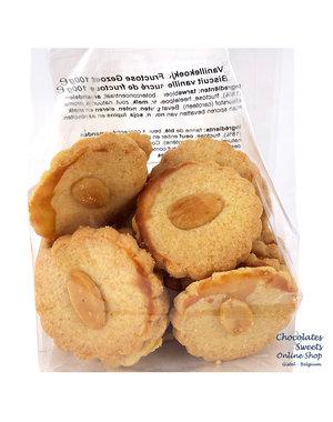 Vanilla cookies - Fructose sweetened 100g
