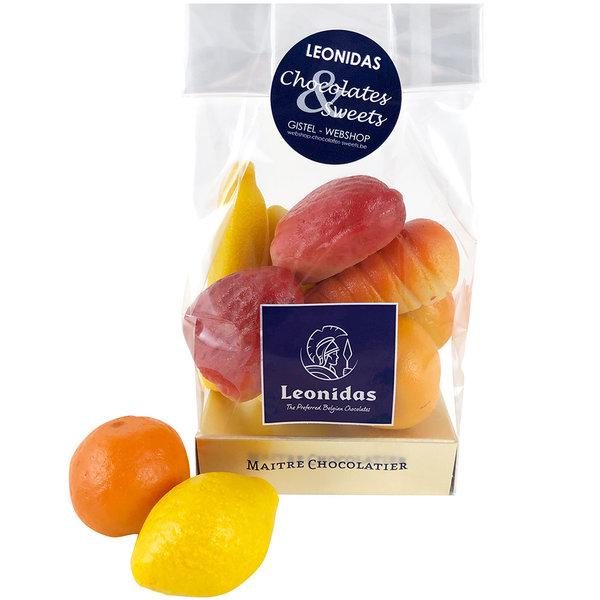 Leonidas Fruit Massepain 200 grammes