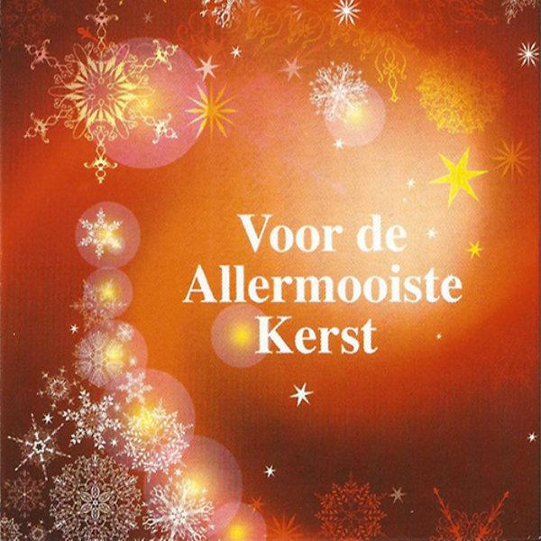 Grußkarte 'Voor de allermooiste Kerst'