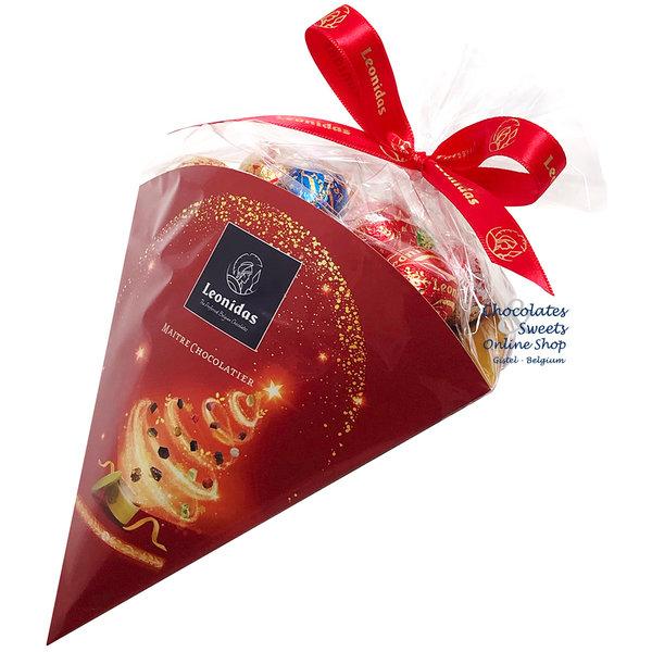 Cone bag with 300g Celebration balls