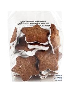 Christmas cookies (cinnamon star) 125g