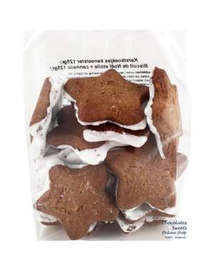 Christmas cookies (cinnamon star) 125g
