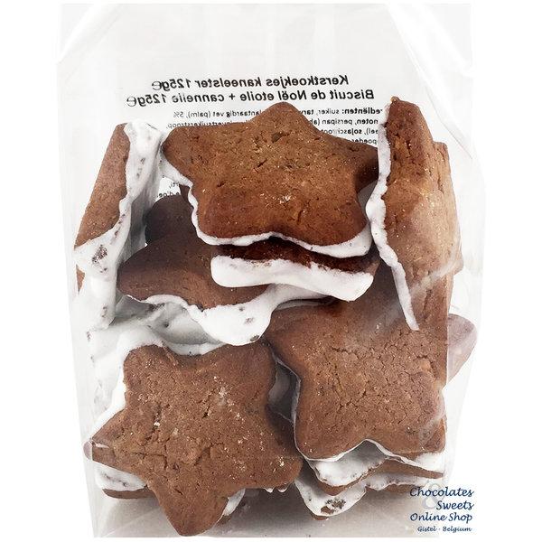 Biscuits de Noël (étoile à la cannelle) 125g