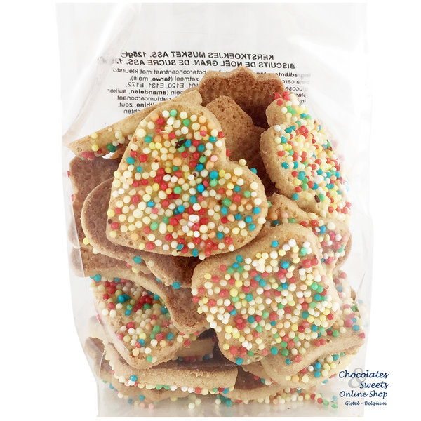 Biscuits de Noël (sucré) 125g