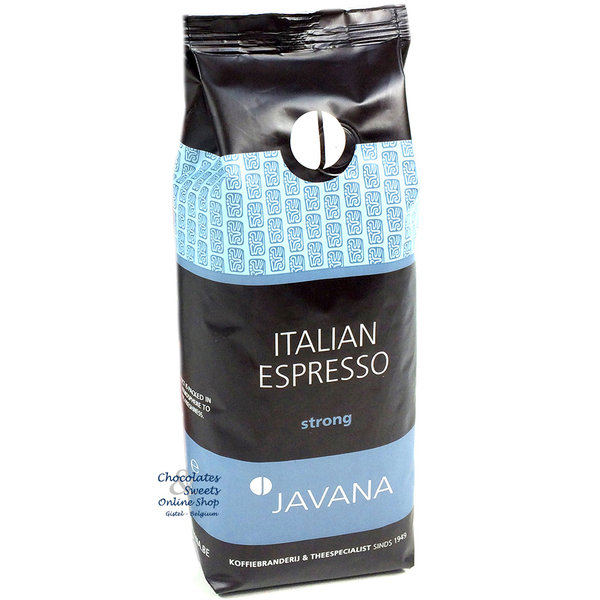 Javana Italian Espresso 250g (bonen)