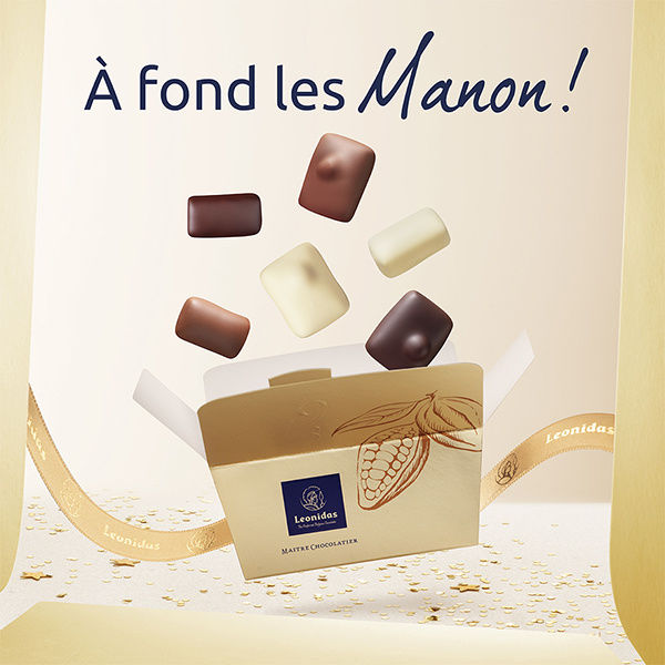 Craquez pour les Manon !