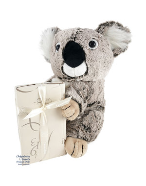Leonidas 500g chocolats et Koala en peluche (30cm)
