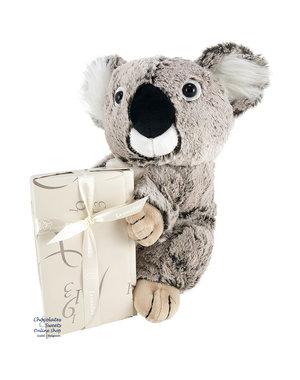 Leonidas 500g Pralinen und Plüsch Koala (30cm)