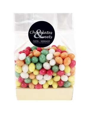 Bag Small sugar eggs 200g