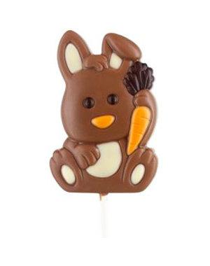 Leonidas Lollipop Rabbit