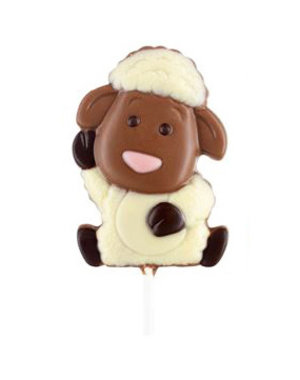 Leonidas Lollipop Sheep