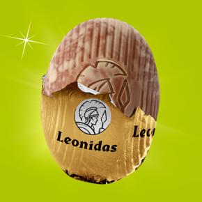 Le 20e petit œuf: GOLD