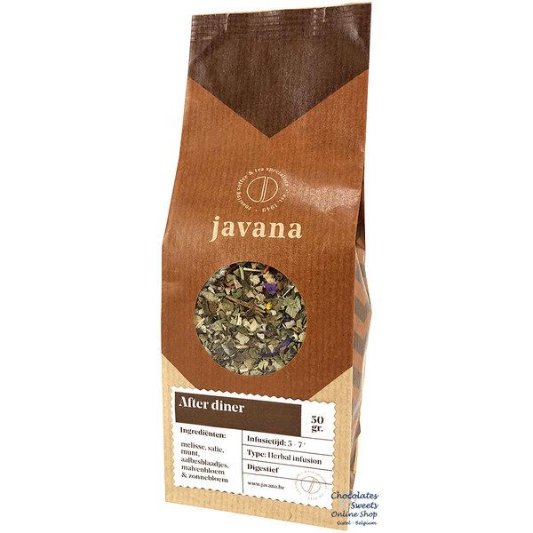 Javana After Diner 50 grams (0,11 lb)