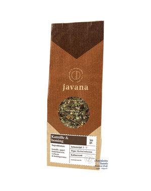 Javana Kamille en honing 50g