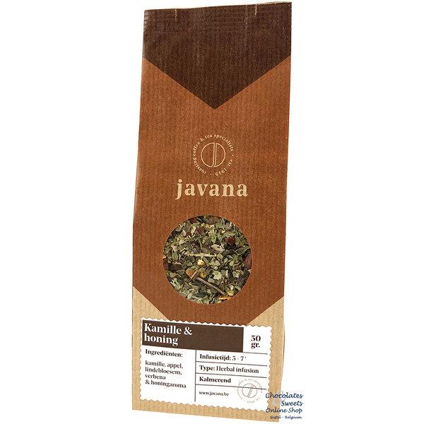 Javana Camomille et de miel 50 grammes