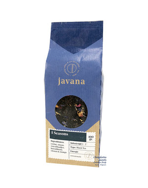 Javana 4 Seasons (Energy) 100g (0,22 lb)