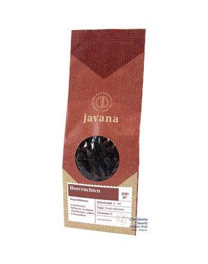 Javana Bosvruchten 100g
