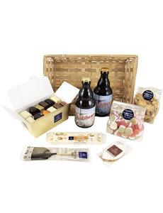 Panier Cadeau (L) Bière Belge