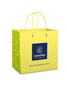 Leonidas Carrying bag (M) Easter 22x13x22cm