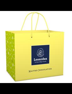 Leonidas Sac cadeau (L) Pâques 32x20x28cm