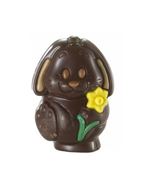 Leonidas Mini Easter Bunny - Dark 40g