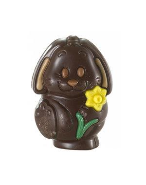 Leonidas Mini Lapin de Pâques - Noir 40g