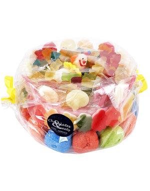 Süßigkeitentorte PiPo