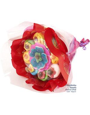 Bouquet Bora Bora (bonbons)