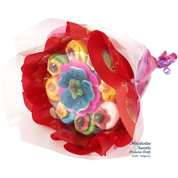 Blumenstrauß Bora Bora (Süßigkeiten)