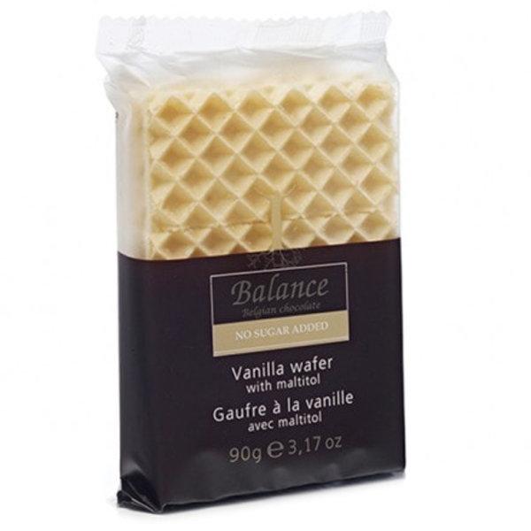 Gaufrettes à la vanille sans sucre ajouté 90g