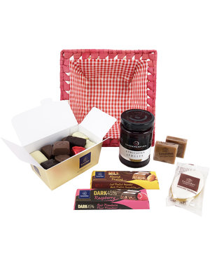 Gift basket Delicacies (XS)