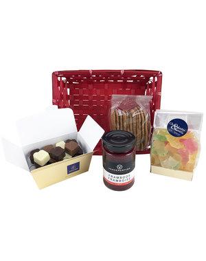 Gift basket (S) Light in Sugar