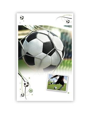 Voetbal (11,5x18cm)