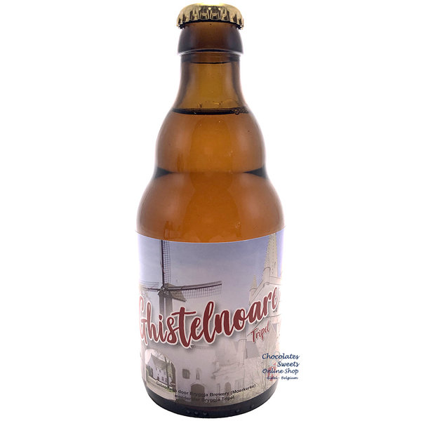 Regionalem Bier 'Ghistelnoare Tripel' 33cl.
