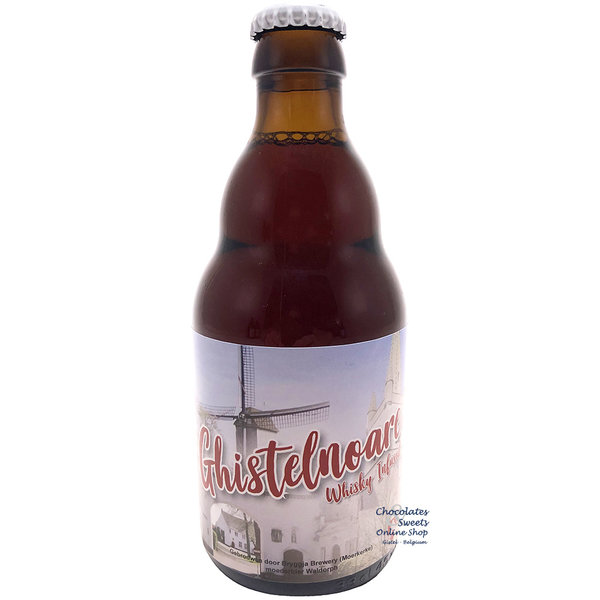 Local Beer 'Ghistelnoare Whisky Infused' 33cl.